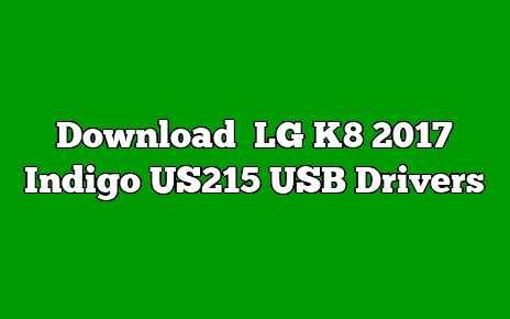 LG K8 2017 Indigo US215