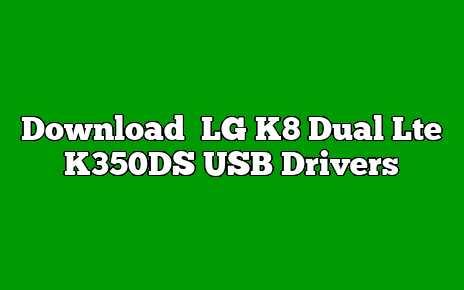LG K8 Dual Lte K350DS