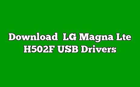 LG Magna Lte H502F