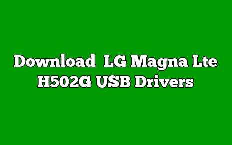 LG Magna Lte H502G