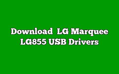 LG Marquee LG855
