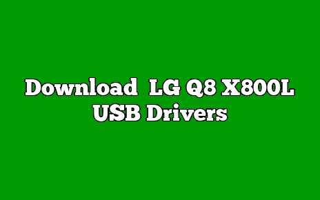 LG Q8 X800L