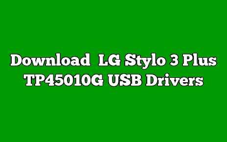 LG Stylo 3 Plus TP45010G