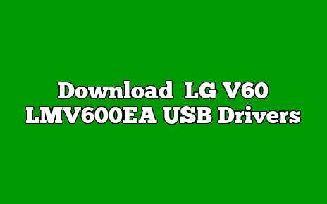 LG V60 LMV600EA