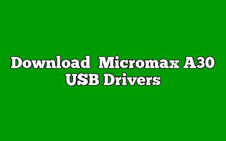 Micromax A30