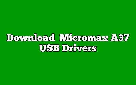 Micromax A37