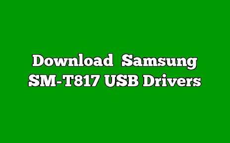 Samsung SM-T817