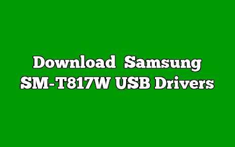 Samsung SM-T817W