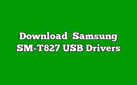 Samsung SM-T827