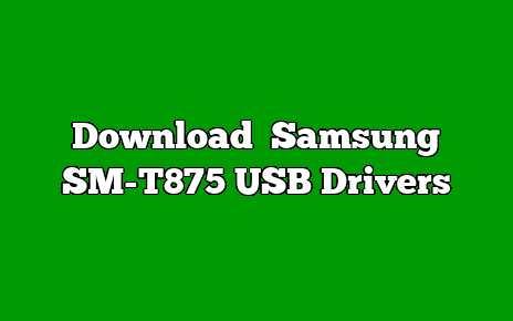 Samsung SM-T875
