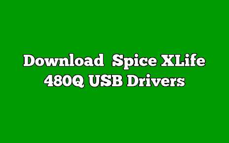 Spice XLife 480Q