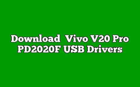 Vivo V20 Pro PD2020F