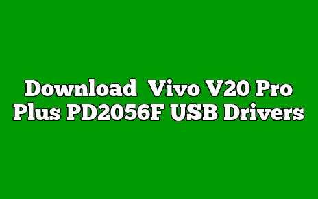 Vivo V20 Pro Plus PD2056F