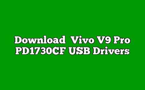 Vivo V9 Pro PD1730CF