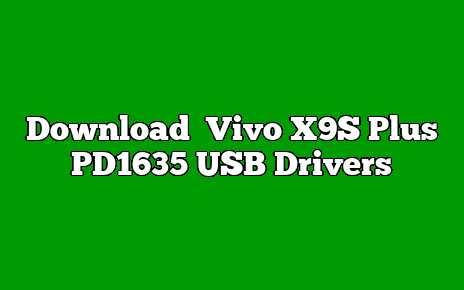 Vivo X9S Plus PD1635