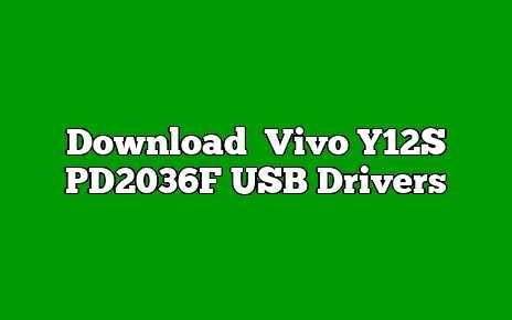 Vivo Y12S PD2036F
