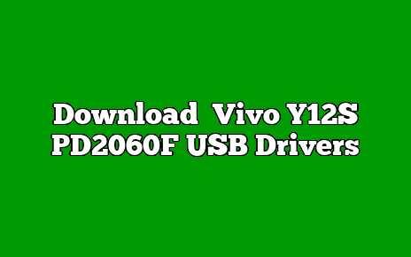 Vivo Y12S PD2060F