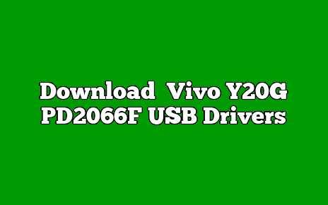 Vivo Y20G PD2066F