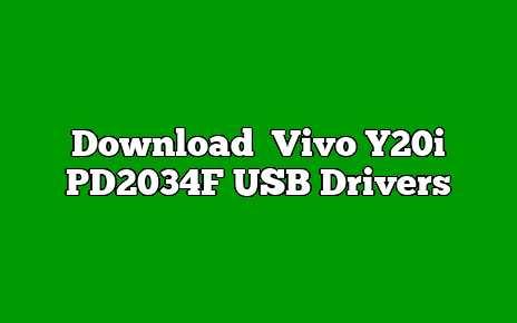 Vivo Y20i PD2034F