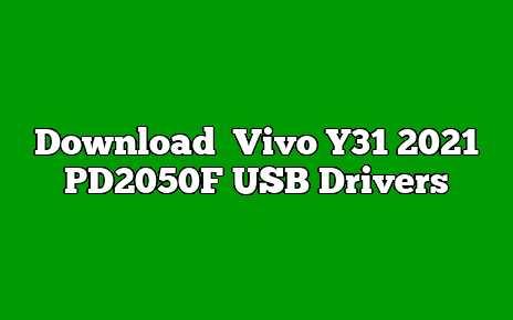 Vivo Y31 2021 PD2050F