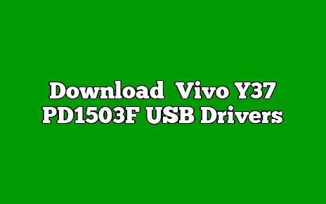 Vivo Y37 PD1503F