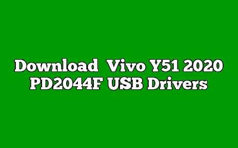 Vivo Y51 2020 PD2044F