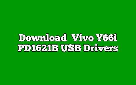 Vivo Y66i PD1621B