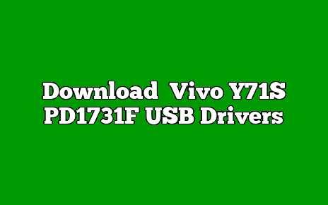 Vivo Y71S PD1731F
