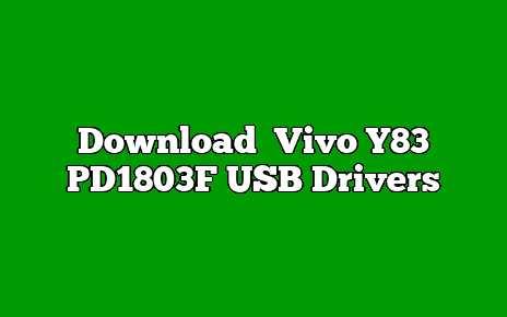Vivo Y83 PD1803F