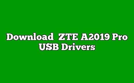 ZTE A2019 Pro