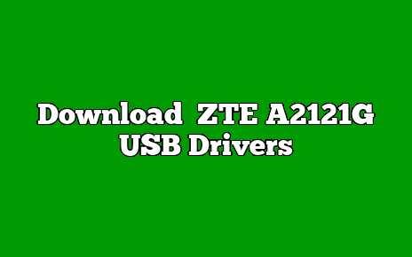 ZTE A2121G