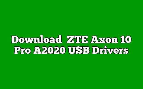 ZTE Axon 10 Pro A2020