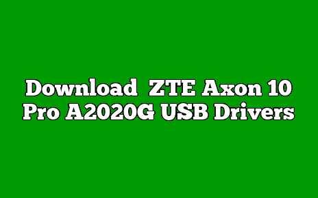ZTE Axon 10 Pro A2020G