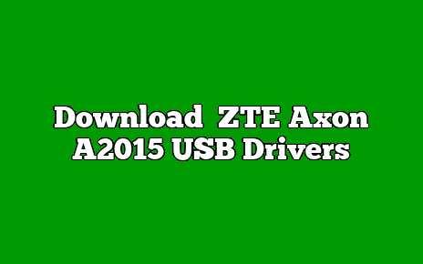 ZTE Axon A2015
