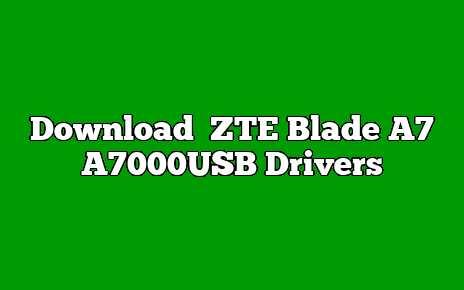 ZTE Blade A7 A7000