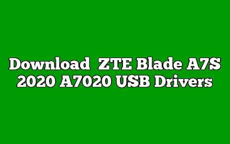ZTE Blade A7S 2020 A7020