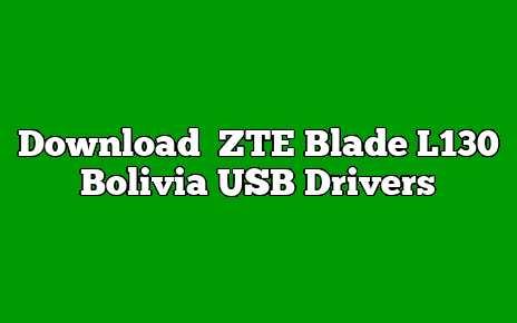ZTE Blade L130 Bolivia