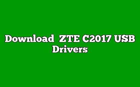 ZTE C2017