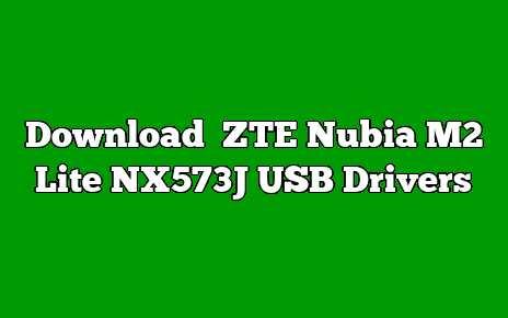 ZTE Nubia M2 Lite NX573J