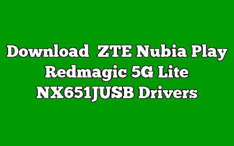 ZTE Nubia Play Redmagic 5G Lite NX651J
