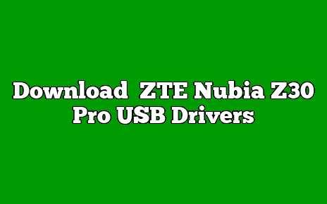 ZTE Nubia Z30 Pro